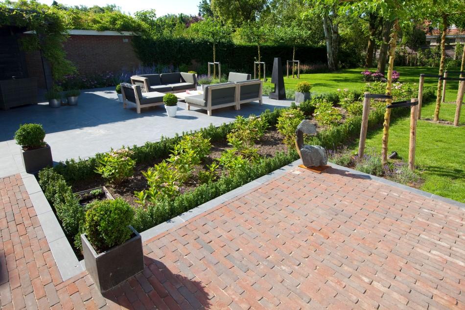 Tuinrenovatie leidschendam