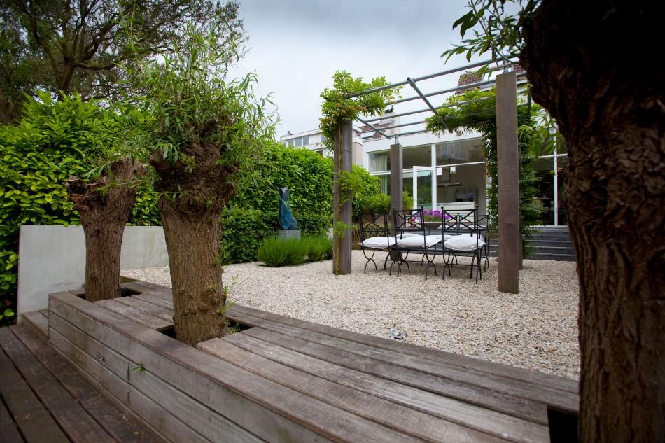 Tuin verbouwen elegant de tuin bij deze in zoetermeer for Tuin verbouwen