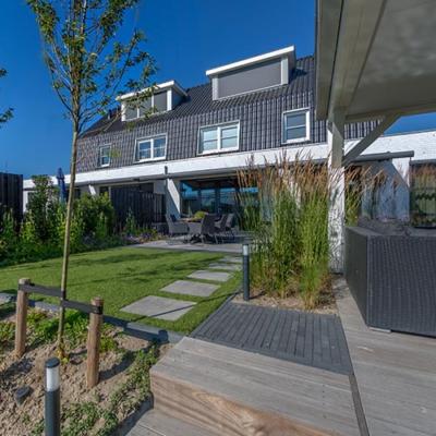 Moderne tuin Kwintsheul - Allure Tuinen
