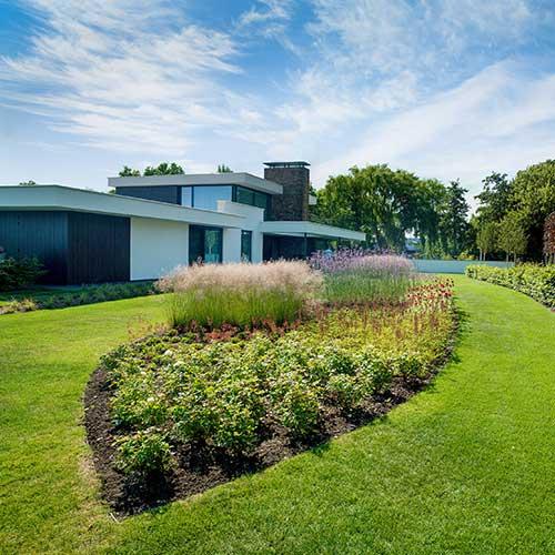 Strakke tuin in De Lier - Allure Tuinen