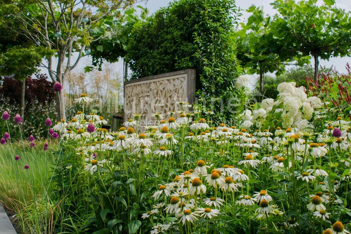 Tuinaanleg landelijke tuin