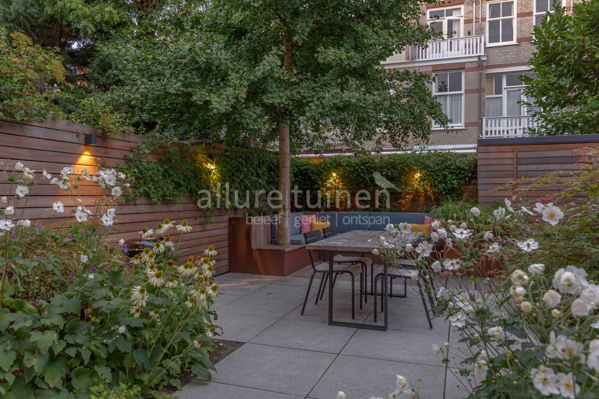 Tuinrenovatie Den Haag Allure Tuinen Royale stadstuin (37)