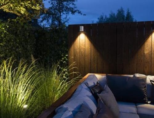 Tuinverlichting: een belangrijk onderdeel bij tuinaanleg